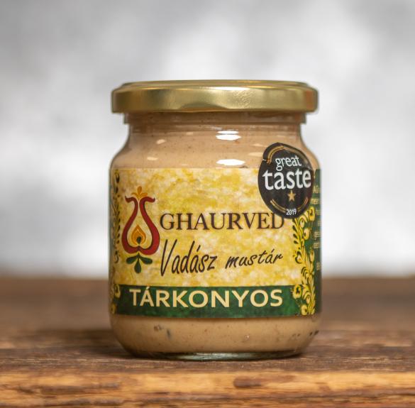 Vadász (tárkonyos) mustár - 20 dkg