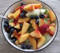 Gyümölcssaláta - 40 dkg