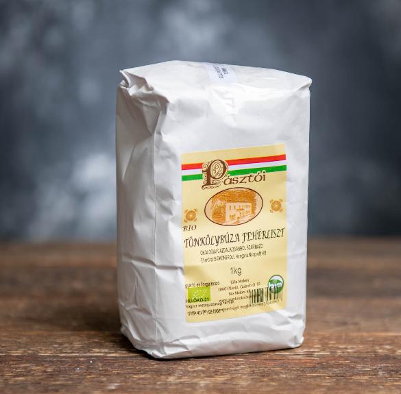 Bio tönkölybúza fehérliszt - 1 kg