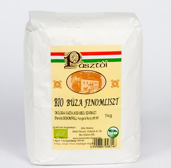 Bio búza finomliszt - 1 kg