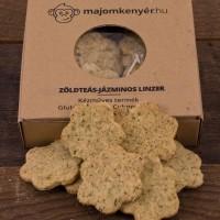 Paleo zöldteás-jázminos keksz - 5 dkg